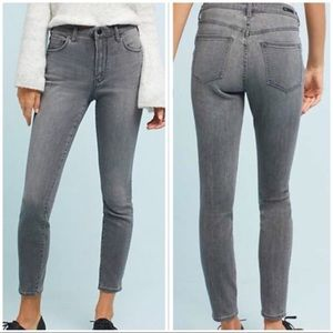 Pilcro And Letterpress High Rise Skinny